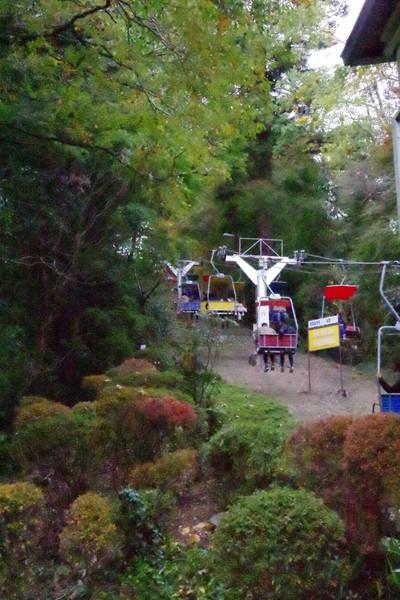 高尾山リフト山麓駅