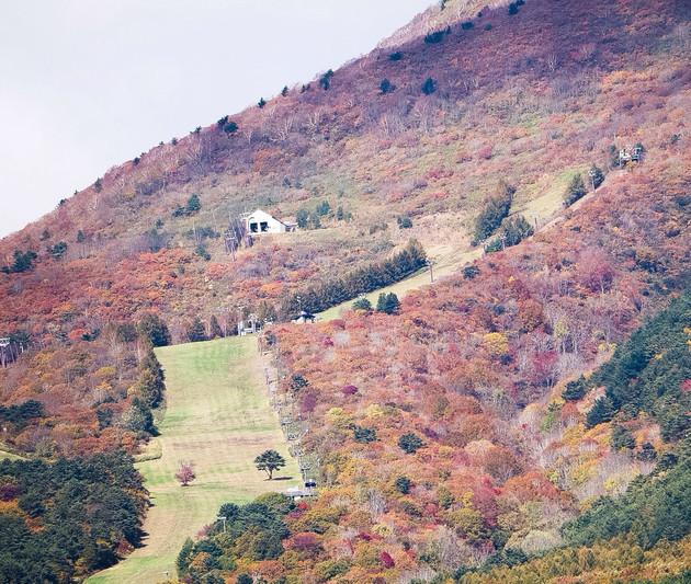 福島県、磐梯山