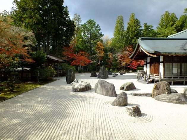 高野山 金剛峯寺庭園