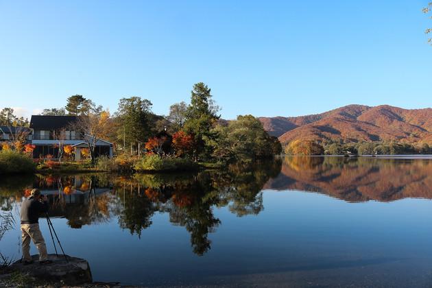 福島県曽原湖