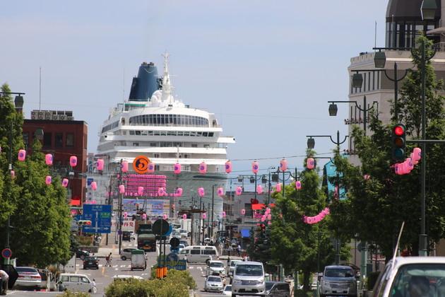 小樽第3埠頭『飛鳥Ⅱ』
