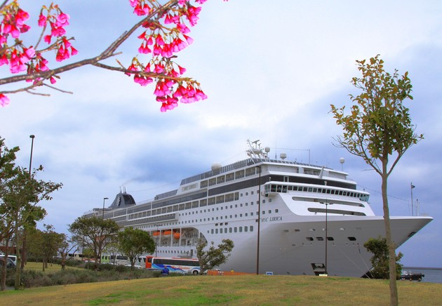 マリンポート鹿児島
