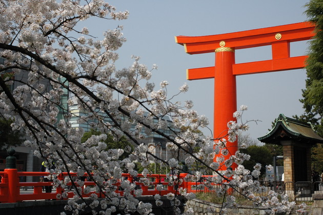 京都 岡崎公園