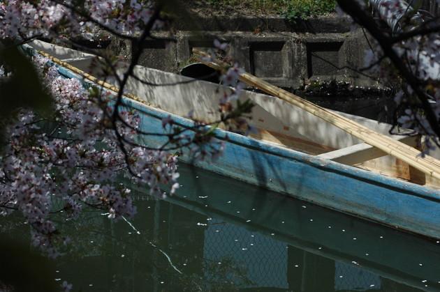 大阪 砂子水路