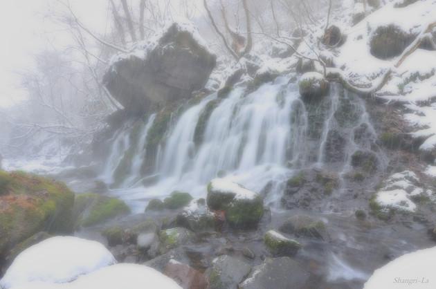 元滝伏流水