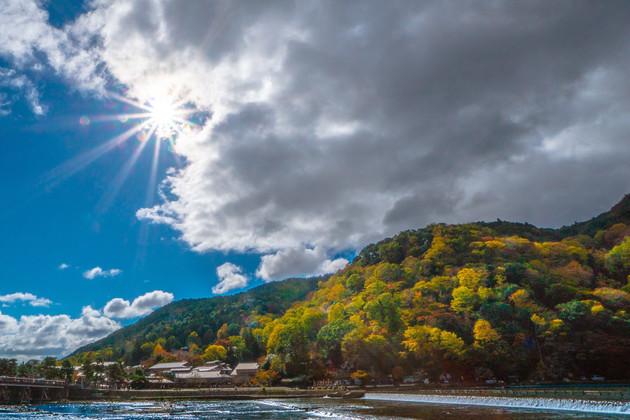 京都市右京区嵐山