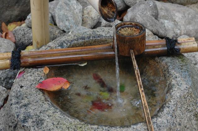 大阪市都島区 太閤園の日本庭園