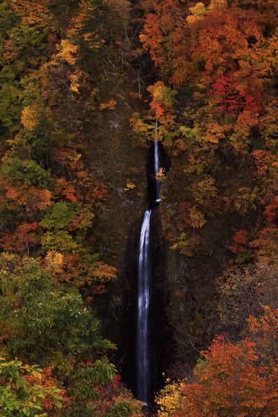福島県、つむじくら滝