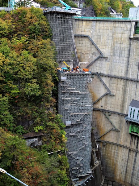 栃木県川俣ダム