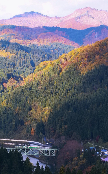 福島県、第二只見川橋梁