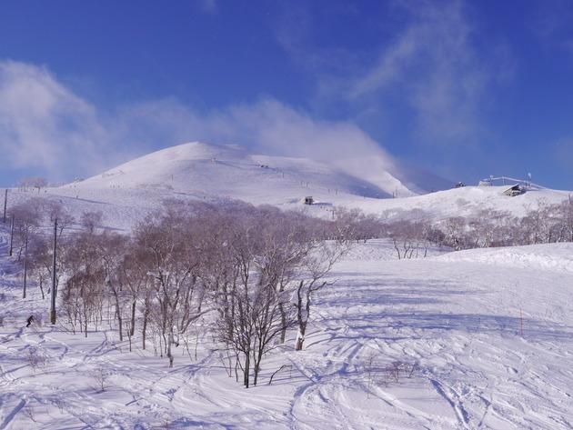 ニセコアンヌプリ山