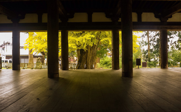 福島県、熊野神社