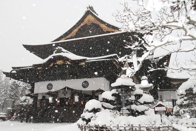 善光寺(長野市)