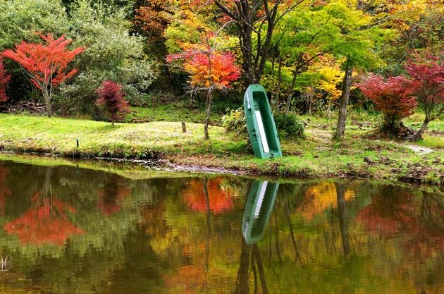 愛知県設楽町段戸湖