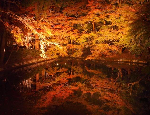 京都清水寺内