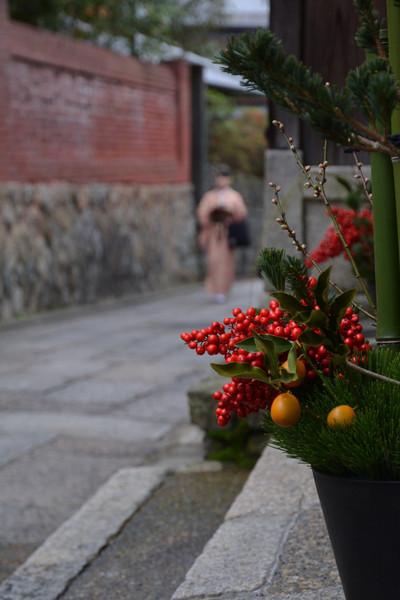京都 「石塀小路」