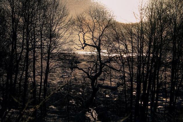福島県、小野川湖