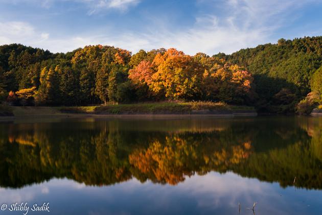 Kurahashitame Pond