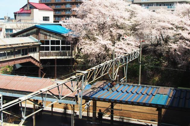小樽市JR南小樽駅