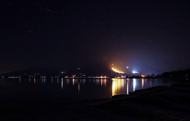 福島県、天神浜