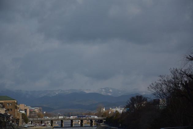 京都、四条大橋