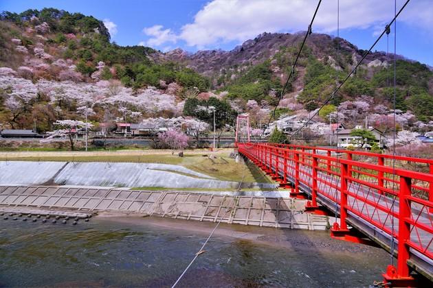 矢祭山公園、茨城県矢祭町