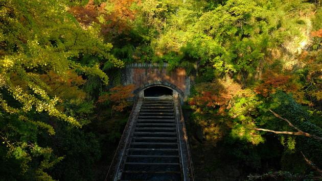 山梨県 猿橋