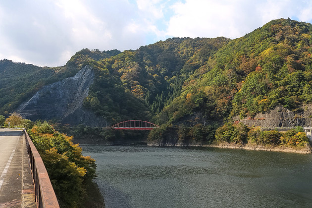 福島県、東山ダム