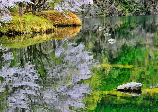 三重県名張市 青蓮寺湖