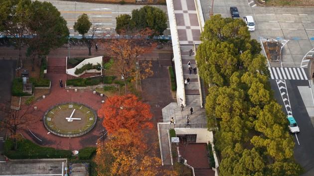名古屋テレビ塔展望台