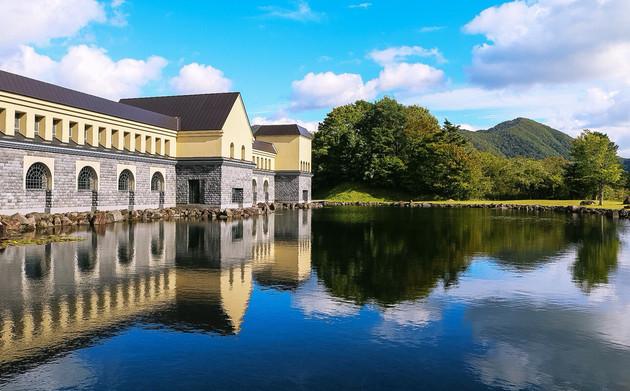 福島県、諸橋近代美術館