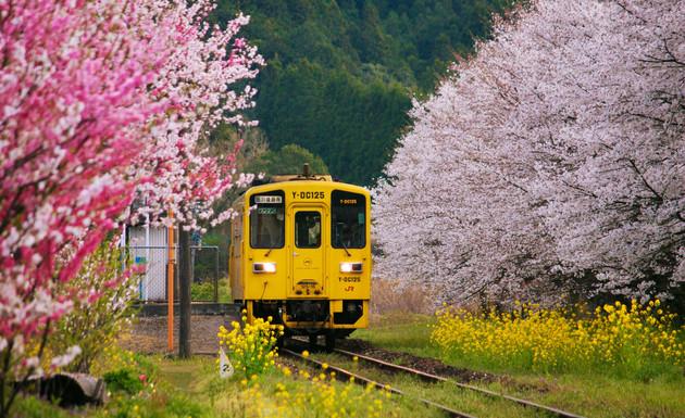 JR九州日田彦山線 宝珠山駅
