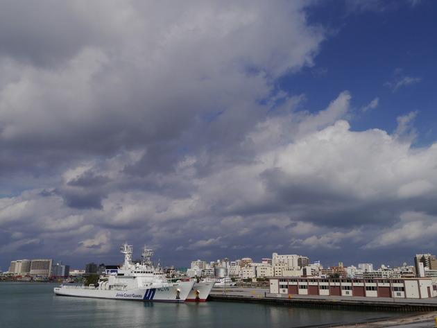 沖縄 那覇港
