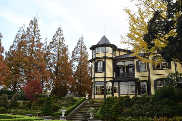 横浜山手イタリヤ山庭園