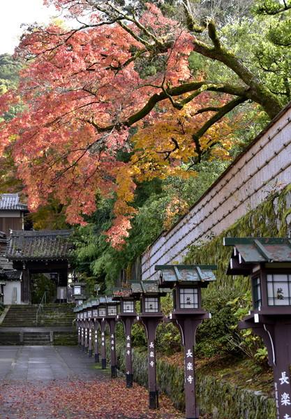 京都 長楽寺