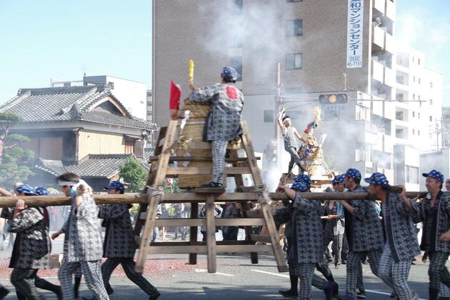 豊橋祇園祭