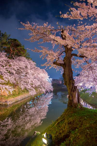 弘前公園、青森県弘前市