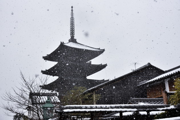 八坂の塔(法輪寺)