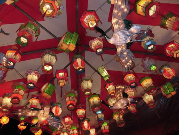長崎県 らんたん祭り
