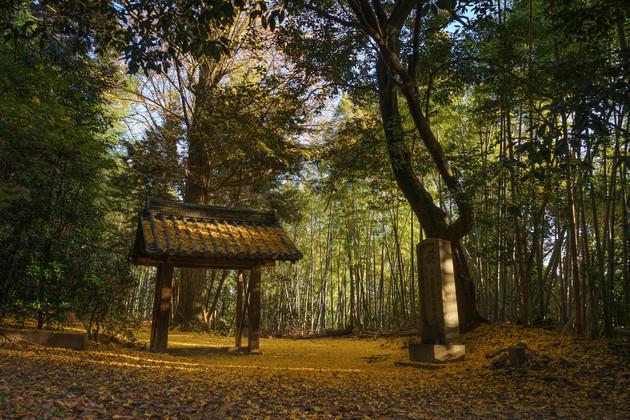 京都の山崎聖天