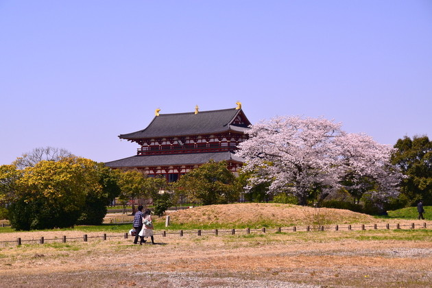 奈良平城宮跡