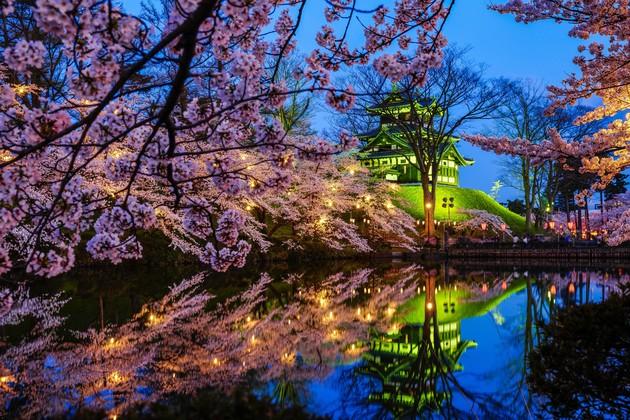 高田公園、新潟県上越市