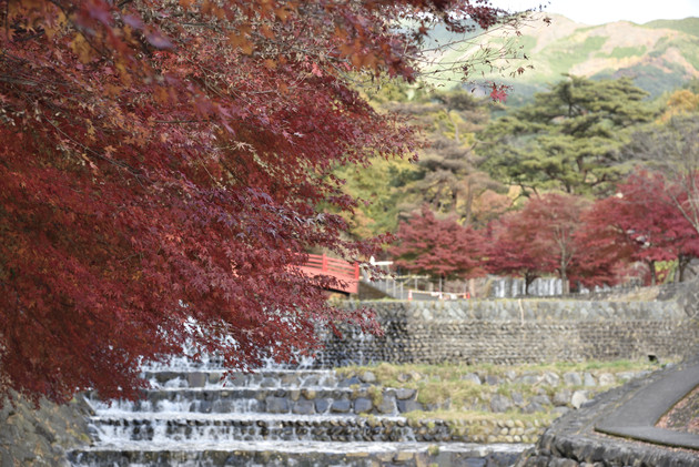 岐阜県下呂雨情公園