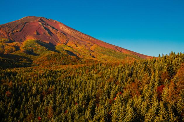 富士山2合目