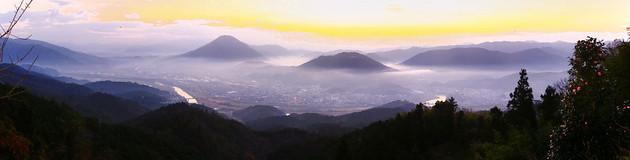 愛媛県大洲市高山
