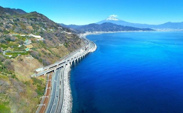 静岡県静岡市清水区由比西倉澤