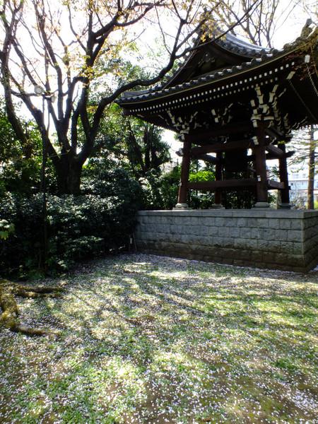 豊島区 法明寺